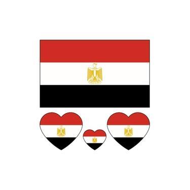 TTY7148-13 Bandeira Nacional Fan de futebol Etiqueta para a Copa do Mundo FIFA de 2018