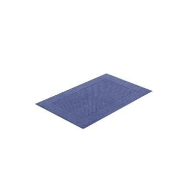 Imagem de Tapete de Banheiro Luxor Buddemeyer Azul Escuro