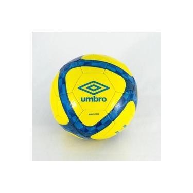 Bola Umbro 26315u Wave Copa Futebol De Campo Amarela