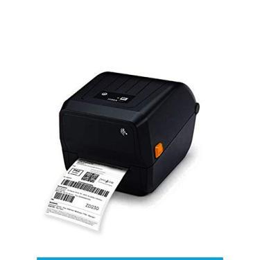 Impressora de Etiquetas Zebra ZD230 Evolução GT800 - USB e Ethernet