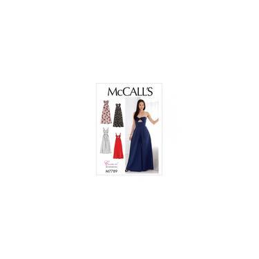 Imagem de (null, Multicolor) - McCall's Patterns M7789 Misses' Dresses and Jumpsuits Sewing Pattern, Multicolor