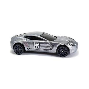 Aston Martin One-77 - Hot Wheels - GRAN TURISMO - 6/8