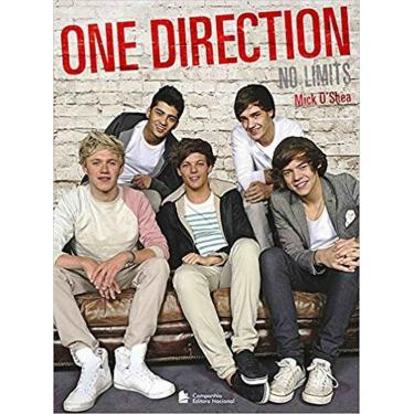 One Direction: No Limits - Mick O'Shea - 9788504018905