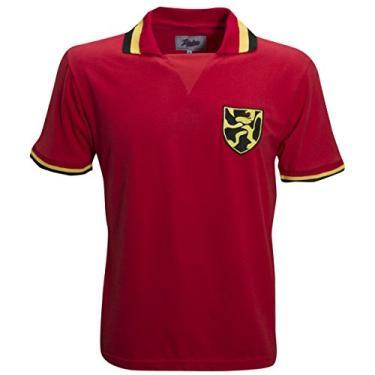 Camisa Liga Retrô Bélgica 1960