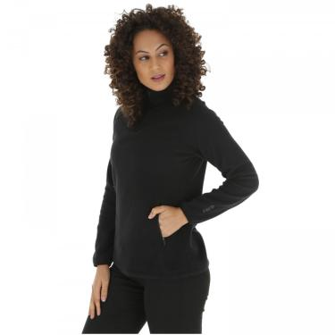 Blusa de Frio Fleece Nord Outdoor Bicolor - Feminina Nord Outdoor Feminino