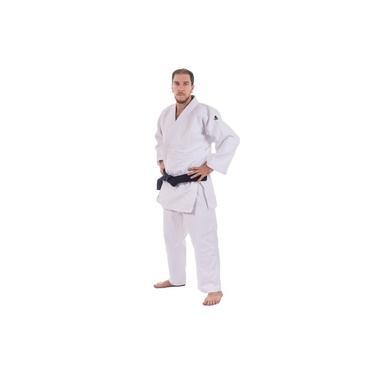 Kimono Judô Mks Combat Extra Heavy Branco 950g/m2 155