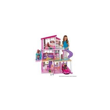 Imagem de EXCLUSIVO: Playset Barbie - 125 Cm - Casa dos Sonhos com Elevador - Mattel
