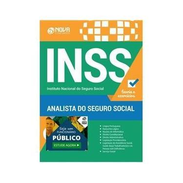 Imagem de Apostila Inss - Analista Do Seguro Social