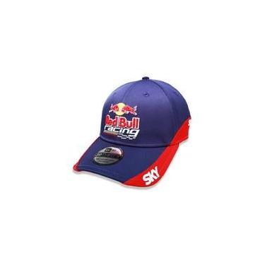 Bone 3930 Red Bull Racing Aba Curva Marinho New Era cae42ccd0d9