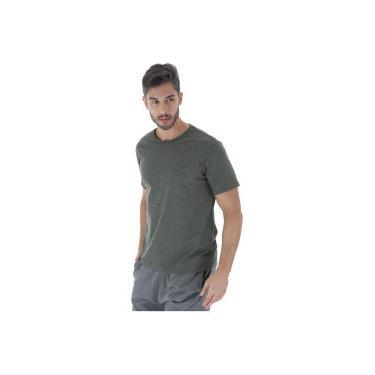 361a3cb74f Camiseta Oxer Básica - Masculina - VERDE ESCURO Oxer