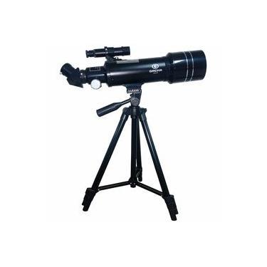 Imagem de Telescópio Greika 40070m Refrator Azimutal 70mm 200x