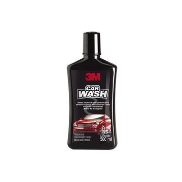 Sabão Neutro Auto 3m Car Wash 500ml