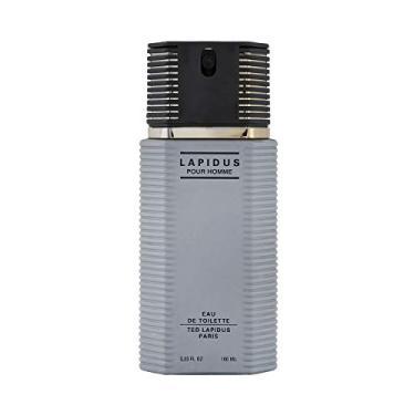 Perfume Lapidus Pour Homme Masculino Ted Lapidus Edt 100ml - Incolor - Único