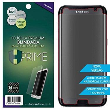 Película Hprime Blindada Galaxy S7 Edge Versão 2 Curvadas