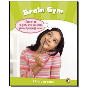 Penguin Kids 4 Brain Gym Reader CLIL:Penguin Kids (Graded Readers) - Capa Comum - 9781408288153