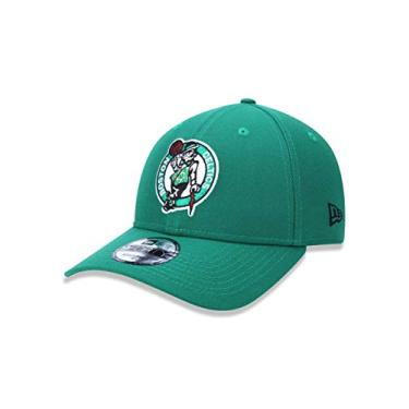 BONE 9FORTY ABA CURVA AJUSTAVEL NBA BOSTON CELTICS ABA CURVA SNAPBACK VERDE NEW ERA