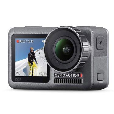 Imagem de Camera DJI CP.OS.00000020.02 OSMO Action 4K 12MP a Prova D´agua