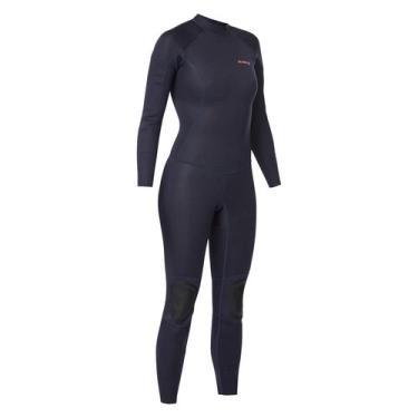Neoprene de Surf 100 mm Feminino olaian