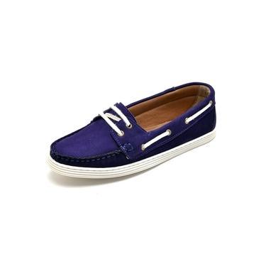 Sider Mocassim Feminino Top Franca Shoes Violeta