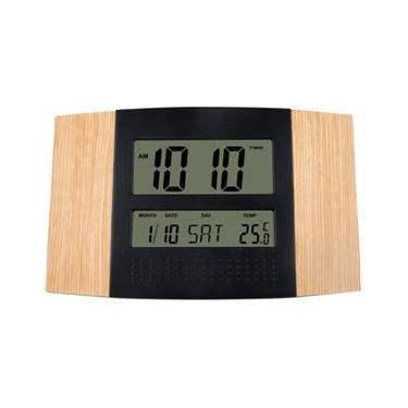 bb52a7cb478 Relógio De Parede Digital Moderno Herweg 6438-296