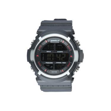 80959604d83 Relógio Digital Speedo 81164G0 - Masculino - PRETO Speedo