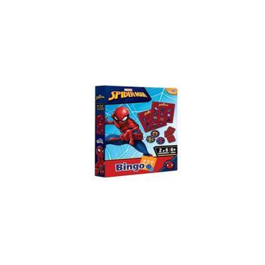 Imagem de Jogo Marvel - Bingo Homem Aranha - Toyster 8017