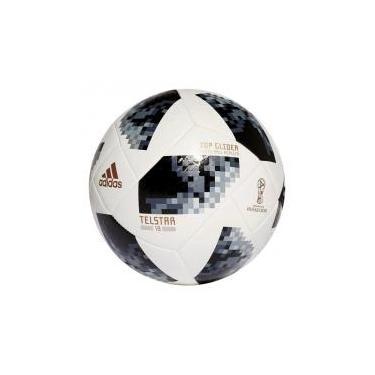 398f5f3d4b Bola Adidas Telstar 18 Top Glider Campo Copa do Mundo FIFA