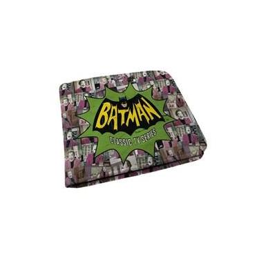 Carteira Pu Dco Movie Joker All Faces Color - 68026738