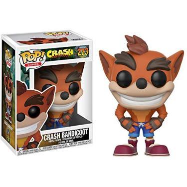 Funko Pop Games Crash Bandicoot Chase Nc Games Padrão