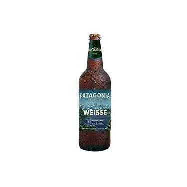 Cerveja Patagonia Weisse Garrafa One Way 740ml Cx. C/06 Unidades