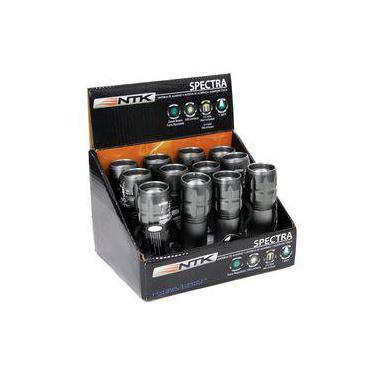 Lanterna De Mão Tática Spectra 12 unidades Nautika