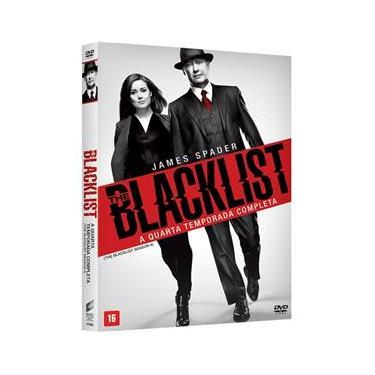 DVD - The Blacklist - 4ª Temporada