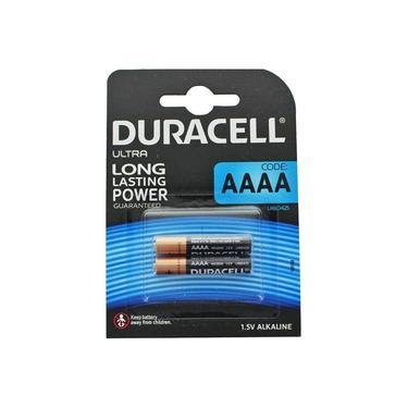 Pilha Duracell AAAA 1,5v Ultra (Mx2500 E96 Lr8 D425)
