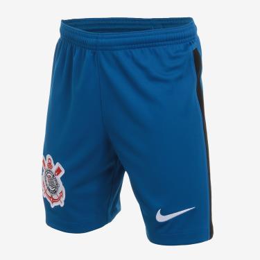 Shorts Nike Corinthians 2020/21 Torcedor Infantil