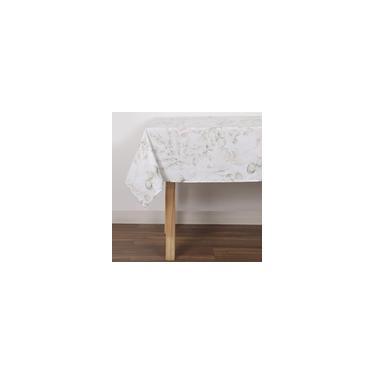 Imagem de Toalha de Mesa Quadrada Aquarello 1 Peça 180x180 cm Percal 180 Fios - Casa & Conforto