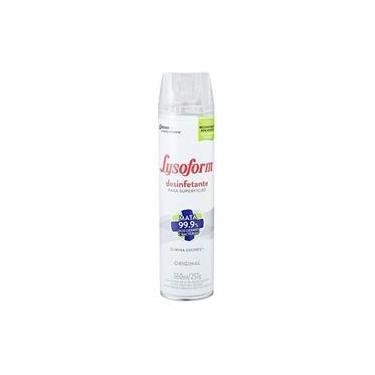 Desinfetante Lysoform Aerosol
