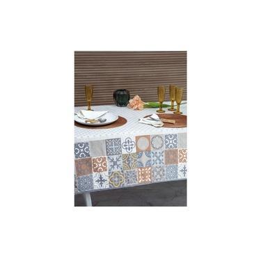 Imagem de Toalha De Mesa Limpa Fácil Ceramic 1,58 X 2,70 Cm Kacyumara