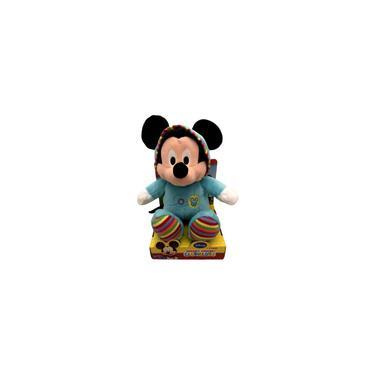 Imagem de Boneco De Pelúcia Mickey Mouse Baby Azul Disney - Long Jump