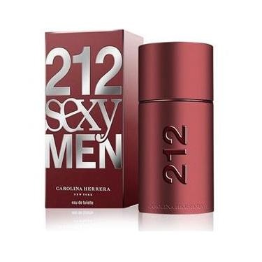 Perfume Carolina Herrera 212 Sexy Men Masculino Eau De Toilette 100Ml