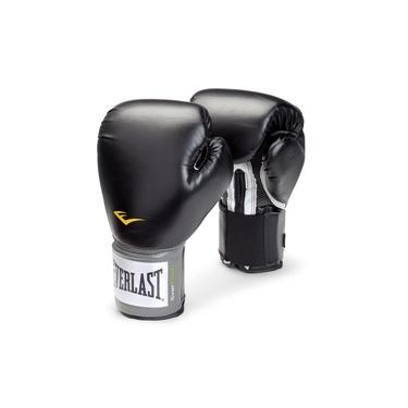Luva de Boxe Everlast Pro Style Preta