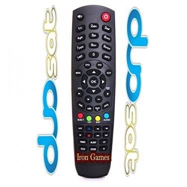 Controle Remoto Duosat Troy HD