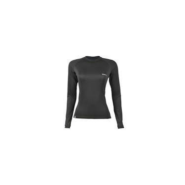 T-Shirt Thermo Skin Feminino - P - Preto - Curtlo