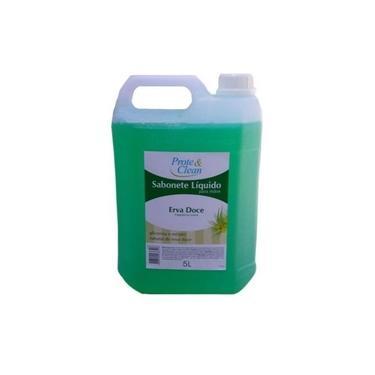 Sabonete Liquido Prote & Clean Erva Doce 5 Litros - Promoção