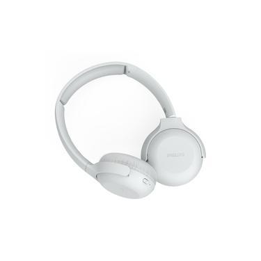Imagem de Fone de Ouvido Philips TAUH202 Bluetooth Wireless com Microfone até 15 horas de bateria - Branco