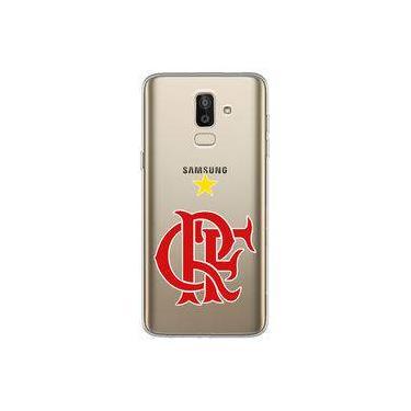 Capa para Galaxy J8 - Flamengo 3