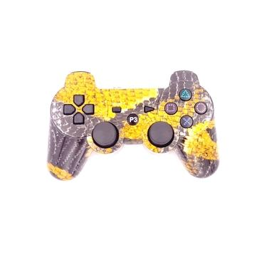 Controle Dualshock Playstation Ps3 Sem Fio-bluetooth Feir