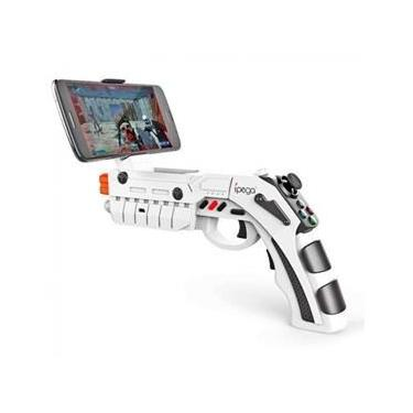 Controle AIR Gaming Gun Pistola Bluetooth Ípega - PG-9082