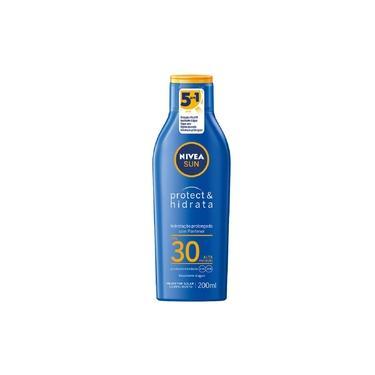 Protetor Solar Locao FPS 30 Light Feeling 200ml 1 UN Nivea
