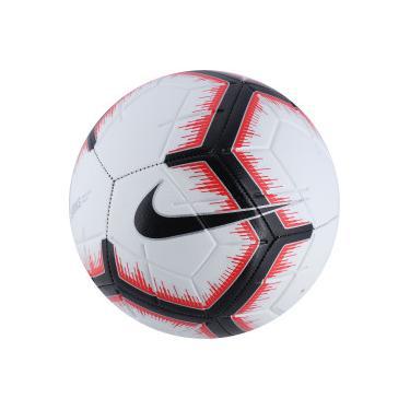 a86a7e333c Bola de Futebol de Campo Nike Strike FA18 - BRANCO PRETO Nike