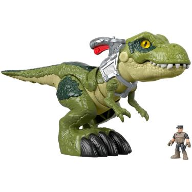 Imaginext Jurassic World T Rex Mordida Feroz - Mattel
